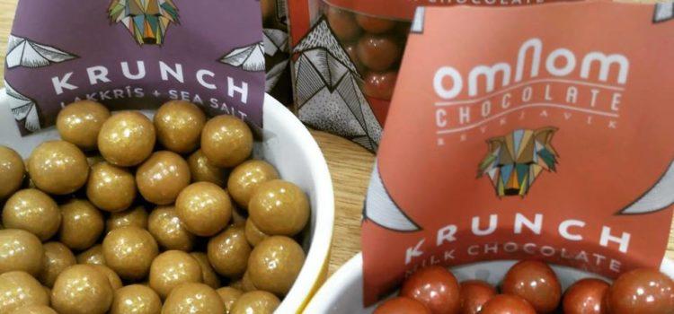 Delicious Omnom krunch
