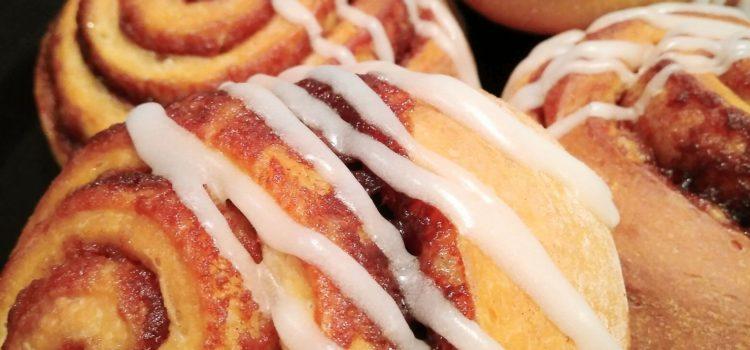 Ooey-gooey cinnamon rolls