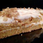 Irresistible carrot cake